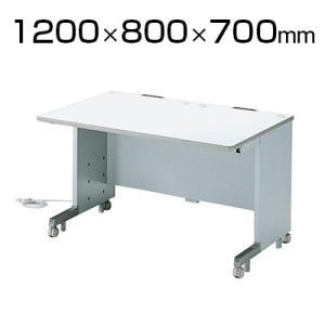 サンワサプライ CAIデスク 幅1200×奥行800×高さ700mm