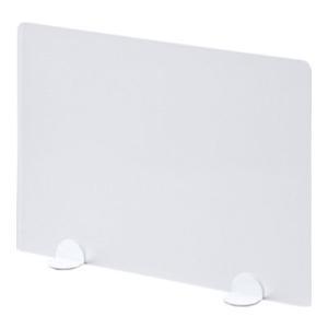 自立型デスクパネル 幅600×奥行105×高さ450mm(自立式)|officecom