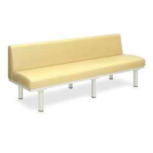 高田ベッド ソファー・チェア TB-375 ノア 待合室 大型円形座面シート採用 立ち上がりやすい 安定性 6本脚 サイズ/カラー(18色)選択可 オフィス家具通販のオフィスコム