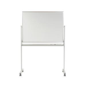 ホワイトボード  脚付き ホーロー 両面 1210×910mm UM-MH34TD|officecom