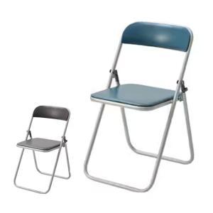 折りたたみイス いす 椅子 パイプイス 塗装脚 YK-DF-6500T