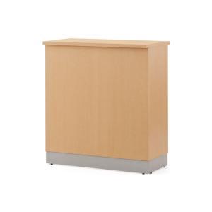 ノルム ハイカウンター 幅900×奥行450×高さ1000mm Z-SHHC-900
