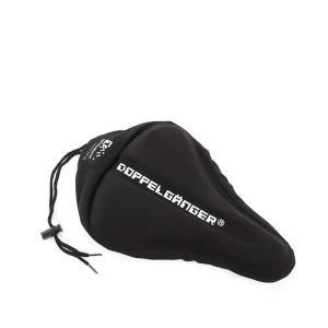 ドッペルギャンガー サドル カバー 低反発ウレタン DOPPELGANGER DSC74-BK|officekagu