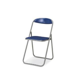 コクヨ 折りたたみ椅子 スチール脚 ビニールシート 座幅355タイプ CF-1|officekagu