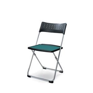 コクヨ 折りたたみ椅子 メッシュタイプ スリム ステンレス脚 CF-100|officekagu