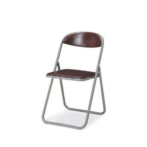 コクヨ 折りたたみ椅子 スチール脚 ビニールシート 座幅380タイプ CF-5|officekagu
