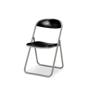 コクヨ 折りたたみ椅子 スチール脚 ビニールシート 座幅405タイプ CF-7|officekagu