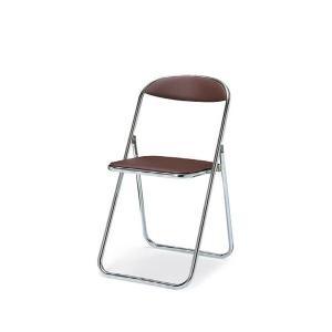 コクヨ 折りたたみ椅子 スチール脚 ビニールレザー 座幅355タイプ CF-M1V|officekagu