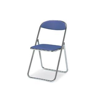 コクヨ 折りたたみ椅子 スチール脚 ビニールシート 座幅380タイプ CF-M5|officekagu