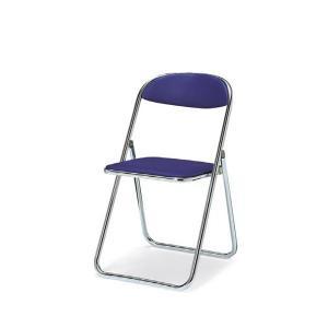 コクヨ 折りたたみ椅子 スチール脚 ビニールレザー 座幅380タイプ CF-M5V|officekagu