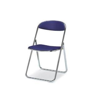 コクヨ 折りたたみ椅子 スチール脚 ビニールレザー 座幅405タイプ CF-M7V|officekagu