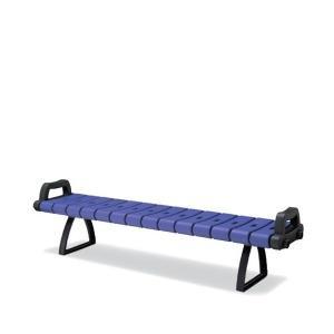 屋外用家具 屋外用ベンチ 背なし 樹脂製ベンチシリーズ コクヨ PF-B110 officekagu