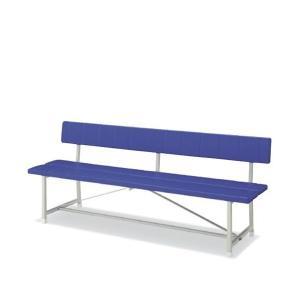 屋外用家具 屋外用ベンチ 背付 樹脂製ベンチシリーズ コクヨ PF-B131 officekagu