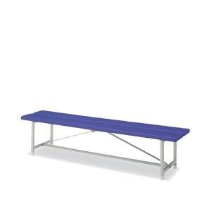 屋外用家具 屋外用ベンチ 背なし 樹脂製ベンチシリーズ コクヨ PF-B136 officekagu