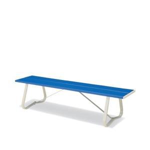 屋外用家具 屋外用ベンチ 背なし 樹脂製ベンチシリーズ コクヨ PF-B15NN officekagu