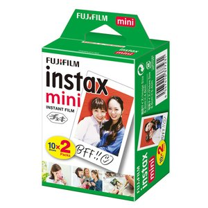 FUJIFILM<富士フイルム>チェキ用フィルム instax mini 2パック INSTAX MINI JP2|officeland