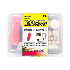 マクセルmaxellアルカリ乾電池防災パック【防災用】|officeland