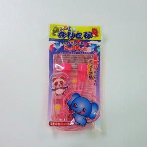 サンフレイムジャパン ビニールなわとび チューブ付:ピンク(2.9m) 500-2401 5002401 PK|officeland