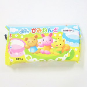 サンフレイムジャパン 紙粘土 1kg 500-2465 5002465|officeland