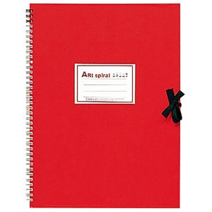マルマン アートスパイラルスケッチブック F4...の関連商品1