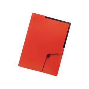 LIHIT LAB.<リヒトラブ>SMART FIT キャリングホルダーA4 F-7525-4オレンジ/F7525-4/F7525-オレンジ/F-7525-オレンジ|officeland