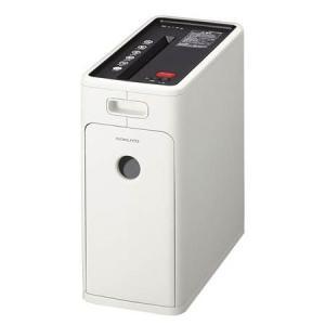 コクヨ デスクサイドシュレッダー≪S-tray≫ KPS-X120W ホワイト|officeland