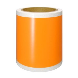 サインクリエイター ビーポップ<Bepop> 屋内用シート カッティング&プリント用 100mm幅 10m×2ロール SL-S118N オレンジ(IL90797)マックス|officeland