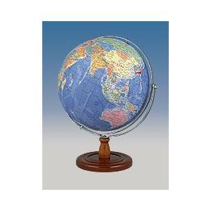 昭和カートン(三貴工業) SHOWAGLOBES 行政図タイプ地球儀 32cm 32-GRW 日本製 スタンダードモデル 上下回転可 プレゼントに最適な化粧箱入り|officeland