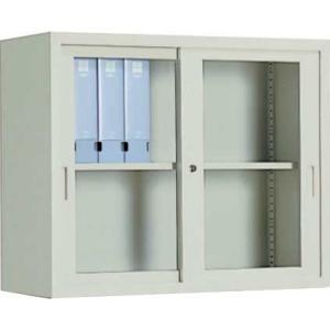 コクヨ<KOKUYO> 保管庫ガラス引き違い戸(上置き) S-325GF1N(S325GF1N)|officeland