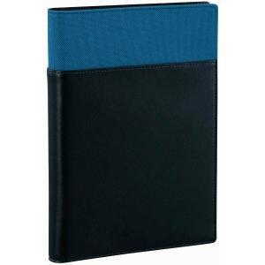 Davinci(ダ・ヴィンチ)システム手帳用 リフィルファイルポケット WAF152A ブルー A5サイズ リング15mm レイメイ藤井|officeland