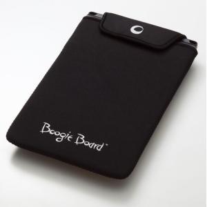 キングジム KING JIM 電子メモパッド ブギーボード 10.5インチLCD BB-2 専用収納ポーチ 黒 BBA-3クロ|officeland