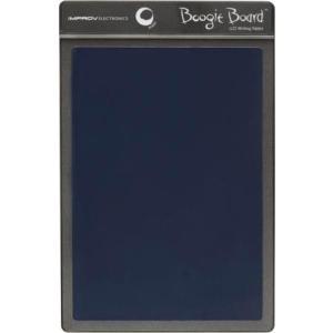 KING JIM<キングジム> 電子メモパッド Boogie Board(ブギーボード) 8.5インチLCD スタイラスホルダー、マグネットシート付 ブラック BB-1Nクロ|officeland