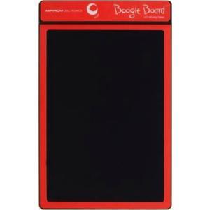 KING JIM<キングジム> 電子メモパッド Boogie Board(ブギーボード) 8.5インチLCD スタイラスホルダー、マグネットシート付 レッド BB-1Nアカ|officeland