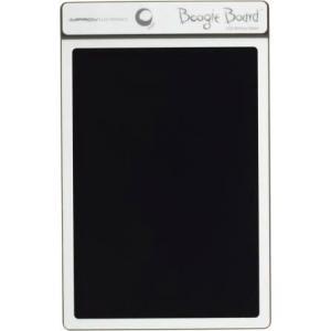 KING JIM<キングジム> 電子メモパッド Boogie Board(ブギーボード) 8.5インチLCD スタイラスホルダー、マグネットシート付 ホワイト BB-1Nシロ|officeland