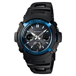 CASIO G-SHOCK AWG-M100B...の紹介画像1