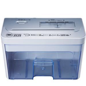 アコ・ブランズ・ジャパン デスクトップシュレッダA12X(ホワイト)GSHA12X-O