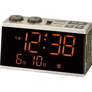 ノア精密 らくらく電波時計 T-696CGM|officeland