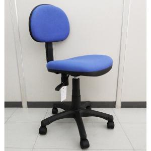 ナカバヤシ OAロッキングチェア ブルー CRS-001B/A officeland