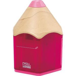 ナカバヤシ 電動鉛筆削りき 鉛筆タイプ ピンク...の関連商品6
