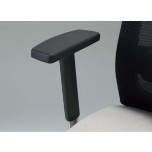 コクヨ<KOKUYO>AdvancedChair(次世代OAチェア)AIRFORT<エアフォート>用オプションパーツ肘置き(上下肘)CRA-GA2311|officeland
