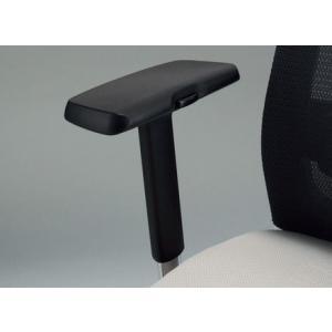 コクヨ<KOKUYO>AdvancedChair(次世代OAチェア)AIRFORT<エアフォート>用オプションパーツ肘置き(可動肘)CRA-GA2321|officeland