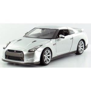 マイスト MAISTO 31294S 日産GTR 2009 Nissan GT-R Special Edition シルバー ダイキャスト 完成品 1/24