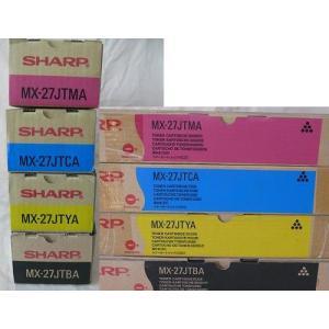 シャープカラーコピーMX2300−2700用4色セット|officemachine
