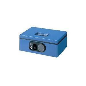 F型手提金庫 CB-030F ブルー|officemarket