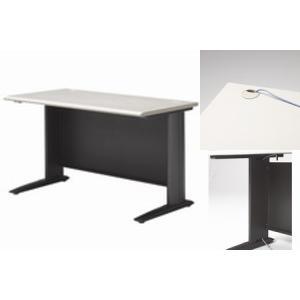 プラス 平机(ライトグレー) 1200mm|officemarket