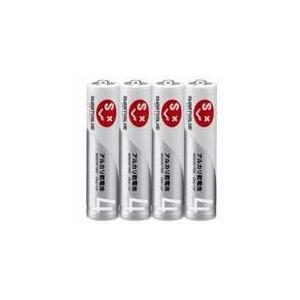 アルカリ乾電池 単4×400本 N124J-4P-100 officemarket