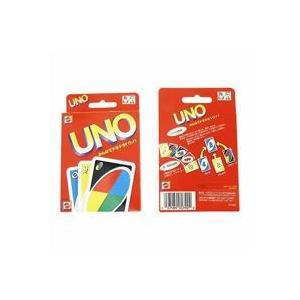 ウノ カードゲーム ノーマルの商品画像
