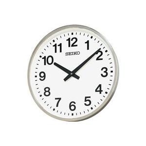屋外用掛時計 KH411S【セイコークロック】【SS】|officemarket