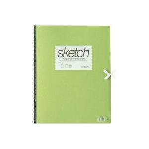 スケッチブック 画用紙 F6 SK966 officemarket