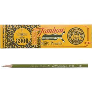 【トンボ鉛筆】鉛筆 8900 HB 8900 B 8900 2B|officemarket
